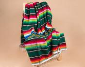 Classic Woven Mexican Serape