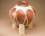 Southwestern pottery vase - Terra Cotta.