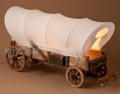 Western Wagon Lamp