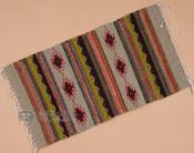 Zapotec Southwestern Wool Rug