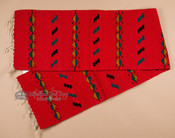 Indian Hand Woven Wool Table Runner