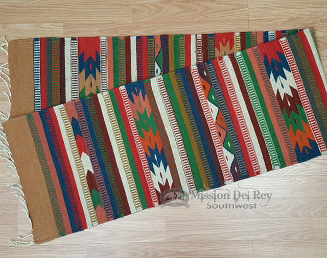 Hand Woven Zapotec Table Runner 15 Quot X80 Quot A65 Mission