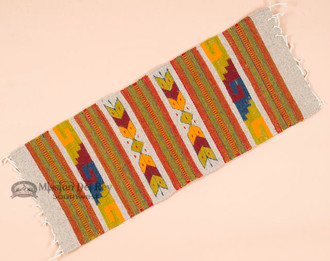 Zapotec Southwest Style Table Runner