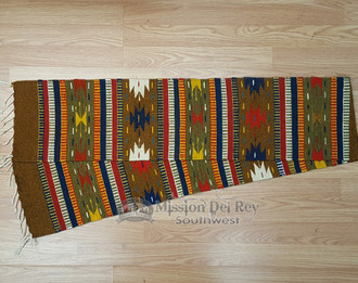 Rustic Indian Style Table Runner