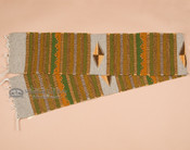 Rustic Zapotec Table Runner