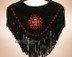 Classic Black Native Dance Shirt