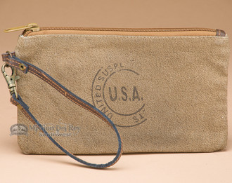 Vintage Style Canvas Bag