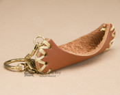 Southwestern Canoe Key chain - Tan