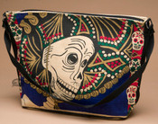 Southwestern Purse -Day of the Dead