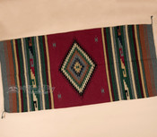 Woven Old Style Southwestern Rug