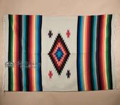 Mexican Style Blanket 5x7 -Mazatlan