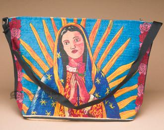 Southwest Design Purse -Virgin of Guadalupe