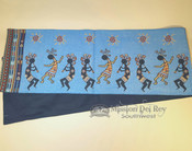 Southwest woven tapestry table runner