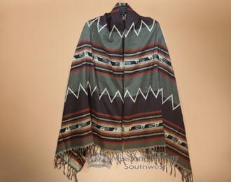 Woven Southwest Shawl