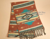 Woven Southwest Style Scarf