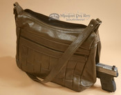 Soft Leather Concealed Carry Purse