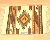 Wool Southwestern Placemat -Cheyenne