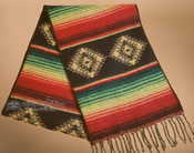 Traditional Southwestern Design Scarf