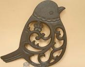 Southwestern Rustic Metal Art- Song Bird
