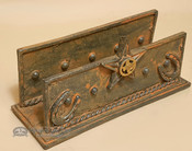 Rustic Western Envelope Holder - Texas Star
