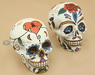 Day of The Dead Salt & Pepper Shakers - Sugar Skulls