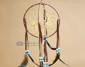 3D Native American Dreamcatcher - Wine