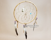 Navajo Medicine Bag Dreamcatcher