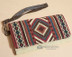 Western Rio Tapestry Woven Wallet Clutch Bag