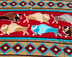 Southwestern  Blanket -Buffalo Design