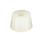 Wheaton 419356 No 8 Stopper, Silicone, case/6