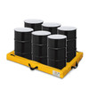 "Quik-Deploy SpillNest Spill Containment - 4'x6'x4"", 60 Gal., Yellow"
