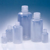 16 oz lab Bottles Wide Mouth Precisionware Polypropylene, case/12
