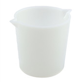 Dynalon 312004-0600 Beaker, Heavy HDPE, 600mL, case/24