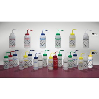 Wide Mouth Bottle Chemistry