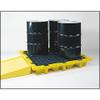 Eagle 1646 Drum Platform, EAGLE 4-Drum Nesting Containment Pallet