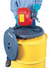 Justrite 28680 Polyethylene Spill Control Funnels for non-flammables