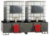 Spill Control Platform, Double IBC Unit, 400 gallon cap