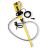 """Lutz LP-0205-111-1 Drum Pump Set for Acids and Bases, Electric, 39"""""""