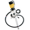 """Lutz LP-0205-201-1 Drum Pump Set for Highly Corrosive Chemicals, Electric, 39"""""""