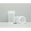Bulk 2oz 43mm Polypropylene Jars, 60mL (no caps), case/560