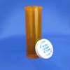 Amber Pharmacy Vials, Child Resistant Caps, 60 dram (222mL), case/115