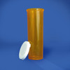 Amber Pharmacy Vials, Snap Caps, 60 dram (222mL), case of 140