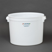 Secondary liquid waste container for 20 Liter/5 gallon drum