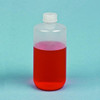 125mL Reagent Bottles, Narrow Mouth Polypropylene, case/12