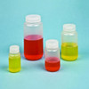 125mL Reagent Bottles, Wide Mouth Polypropylene, case/12
