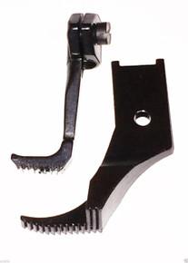 Zipper Feet for Walking Foot Machines Left Side