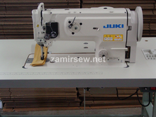 Juki DNU 1541S Industrial Walking Foot Machine Leather