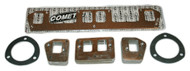 Dakota Header Gasket & Port Plate Kit