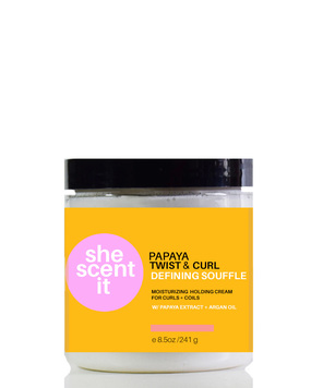 PAPAYA TWIST & CURL DEFINING SOUFFLE