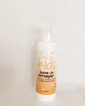 CUTIE PIE LEAVE-IN DETANGLER